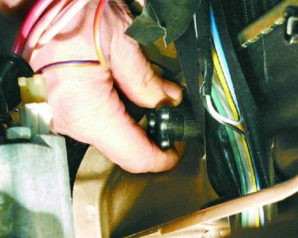 Сливная пробка радиатора ВАЗ 2109
